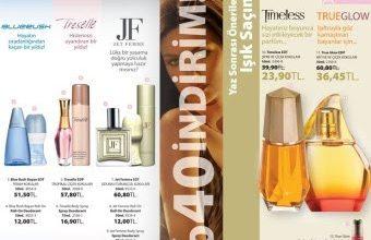 Avon'un Harika Kadın Parfümleri: Timeless ve TrueGlow