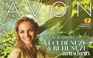Avon Temmuz Kataloğu 2015 Online İncele