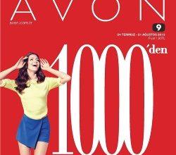 Avon 2015 Ağustos Kataloğu Online Yayını