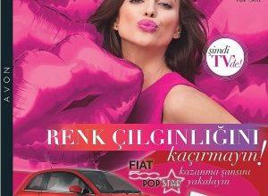 Avon Eylül Kataloğu 2015 K10 Online İnceleme Sayfası
