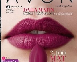 Avon Mart Kataloğu 2016 Online İnceleme
