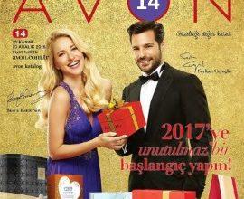Avon Aralık Kataloğu 2016'yı Online İncele [K14 2016]