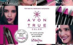 Avon Kasım Kataloğu 2016'yı Şimdi Online İnceleyin
