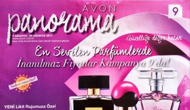 Avon K9 2017 Panorama Kataloğu
