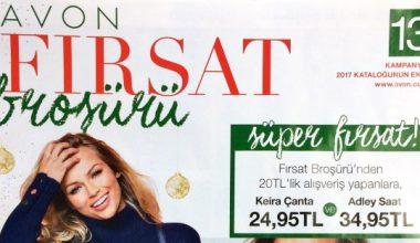 Avon K13 2017 FIRSAT BROŞÜRÜ