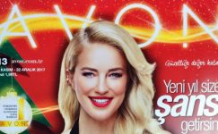 Avon Aralık Kataloğu 2017 / K13 Yılbaşı