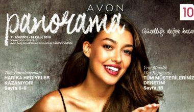 PANORAMA: Avon Eylül Kataloğu 2018 / K10
