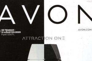 Avon Ağustos Kataloğu 2020