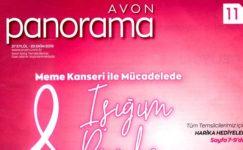 Avon K11 Kataloğu 2019'un Panorama Eki