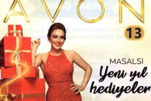 Avon Aralık Kataloğu 2019 Yılbaşı Sürprizleri