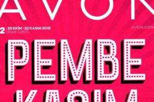 Avon Kasım Kataloğu 2019