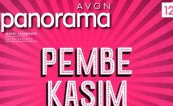 Avon Kasım 2019 Panorama Kataloğu / K12