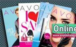 Avon Online Kataloglar (Yeni Yayınlar)