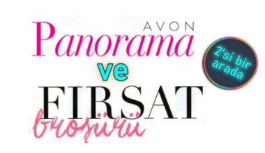 Avon Panorama Kataloğu ve Fırsat Broşürü