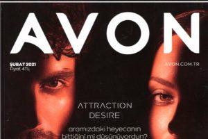 Avon Şubat Kataloğu 2021